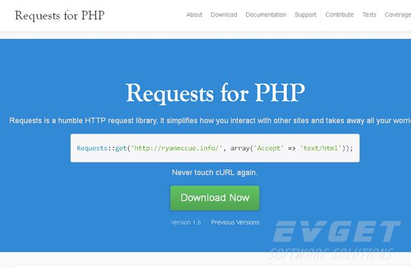 Requests for PHP